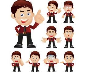 Young man expression vector