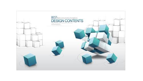 3d graphics backgrounds vector
