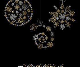Decorative Snowflakes 1