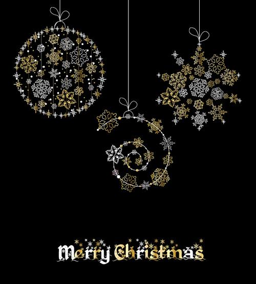 Decorative Snowflakes 1