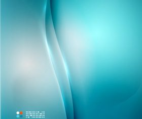 Gradient color abstract background vector