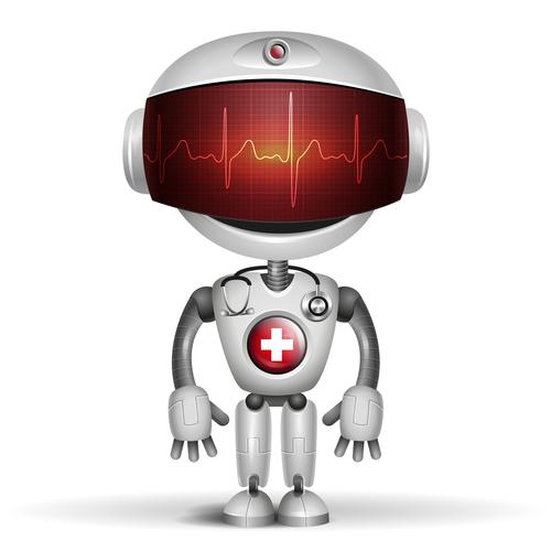 Medical robot vector