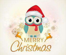 Merry Christmas celebrations vector