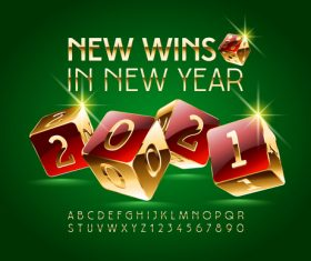 New wins 2021  in new year