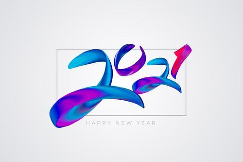 2021 color vector