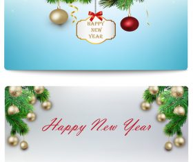 A happy New Year to you vector