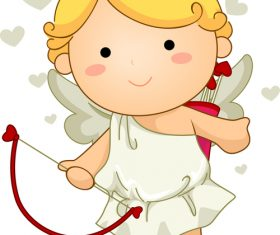 Cartoon icon child vector