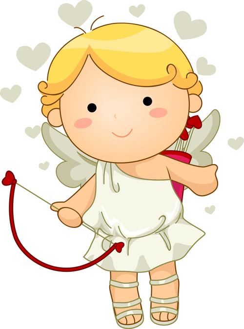 Cartoon icon child vector