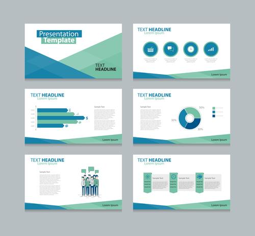 Employee chart information vector
