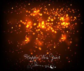 Fireworks vector backgrounds