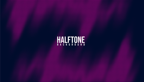 Halftone pink background vector