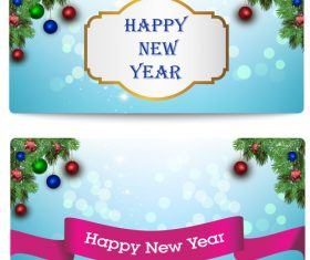 Holiday greetings and wishes banner vector