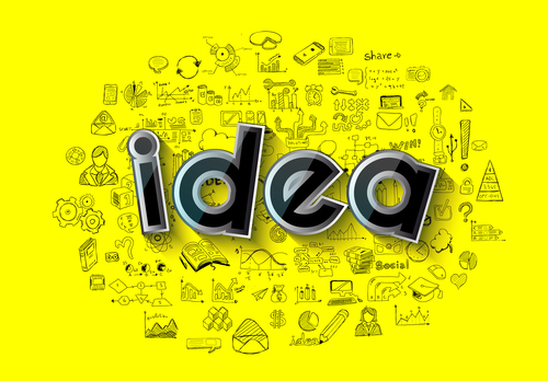 IDEA sketch concept information vector