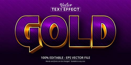 Phnom Penh purple 3d editable text style effect vector