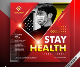 Prevent coronavirus attack promotion vector