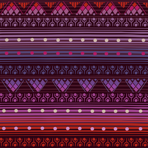 Reddish pink seamless background pattern vector