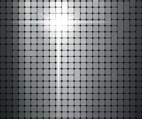 Silver shiny texture pattern vector background