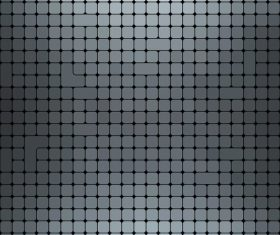 Silver texture pattern vector background
