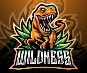 Wildness game icon design vector