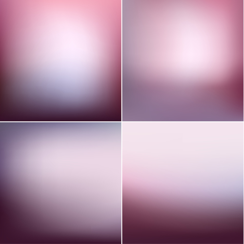 Abstract blurry background vector
