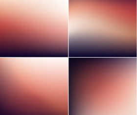 Dark red gradient abstract background vector