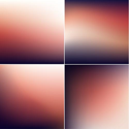 Dark red gradient abstract background vector