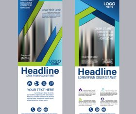 Design banners template vector