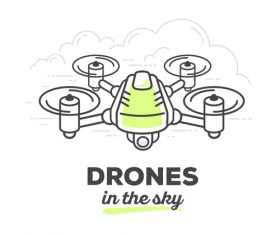 Drones in the ory vector