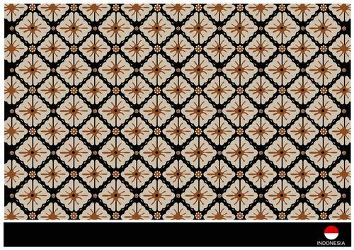 Geometric graphics background vector