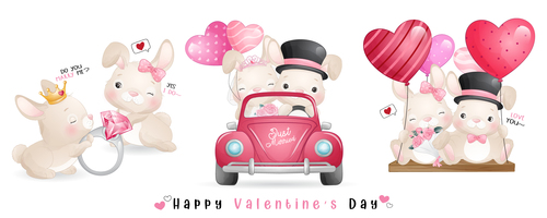Valentines day confession theme greeting card vector