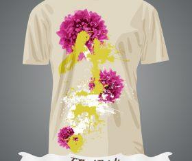 Art pattern t-shirts prints design vector