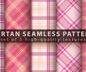 Classic beautiful tartan seamless pattern vector