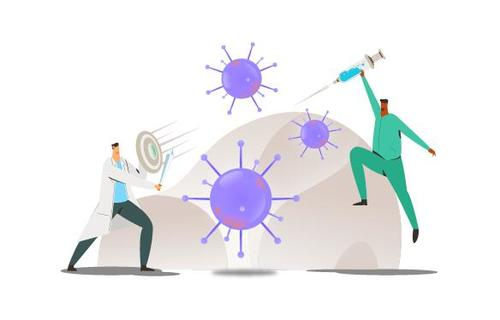 Fight against virus vector
