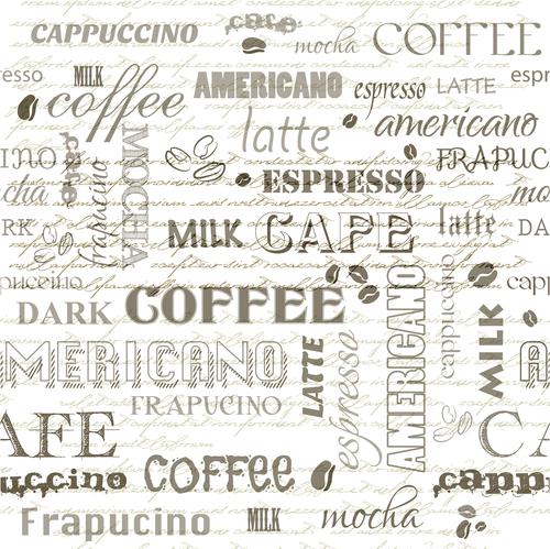 Retro cafe menu vector