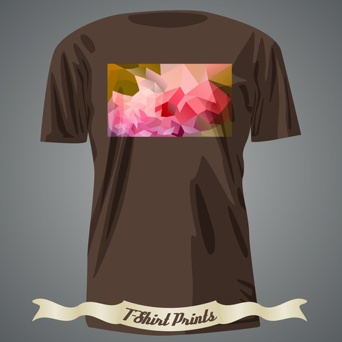 T shirts design vector