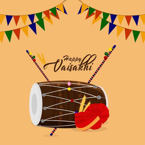Vasant Panchami illustration day celebration vector