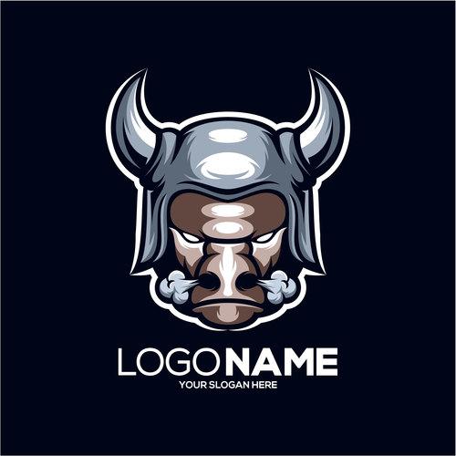 Brand name company business corporate logos design vector