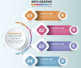 Infographics illustrator vector