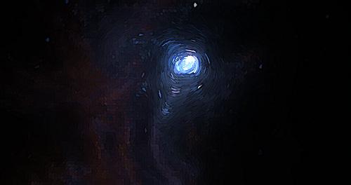 Light post Impressionist backgrounds vector