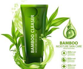 Premium cosmetics vector