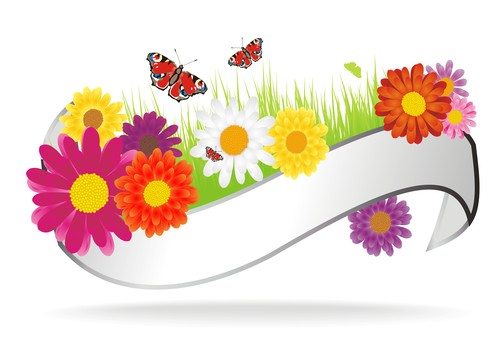 Spring breath vector