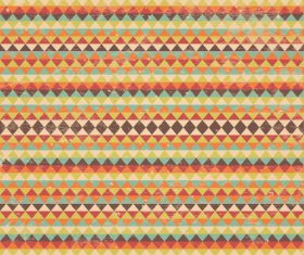 Triangle grunge background pattern vector