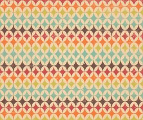 Vintage grunge background pattern vector