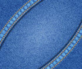 Arc denim texture vector