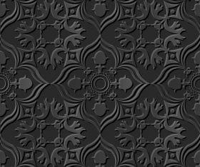 Art 3d patterns in vector