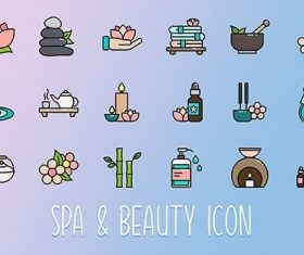 Spa Beauty Icon