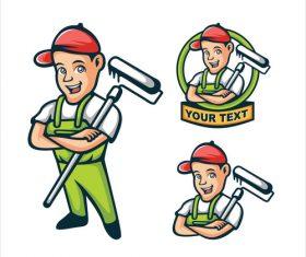 technician logo vector
