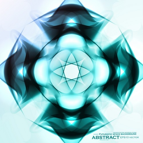 Abstract illustration background vector