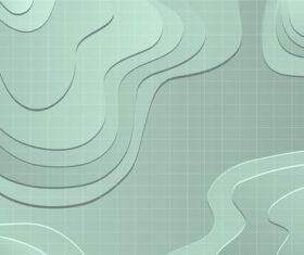 Abstract map vector concept