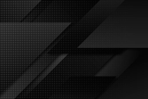 Black spots background vector